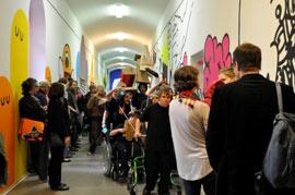 Einladung zum Sommerfest am 2. Juni 2012 Kunstquartier Bethanien