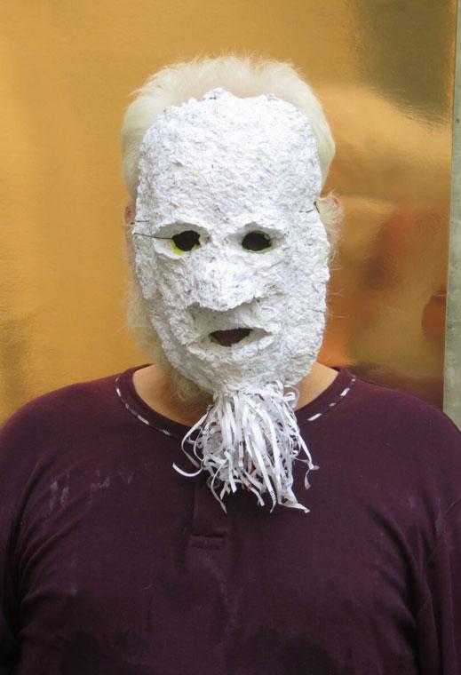 Foto Maske Gesichter