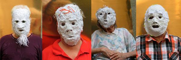 Gesichter Mixaus 4 Fotos von Nina Kuyumcu