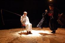 Herren und Diener – Improvisationstheater - Verhältnisse zum Tanzen bringen