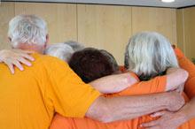 Workshops für Betroffene und Angehörige